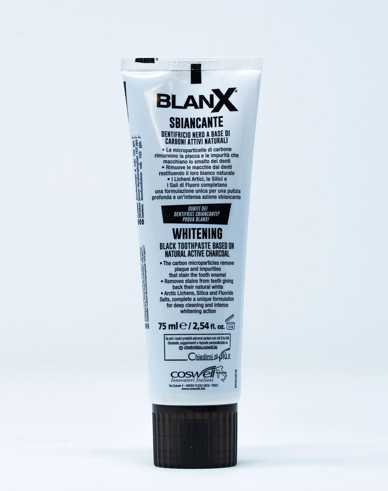 Black Blanx Dentifricio – 75 ml