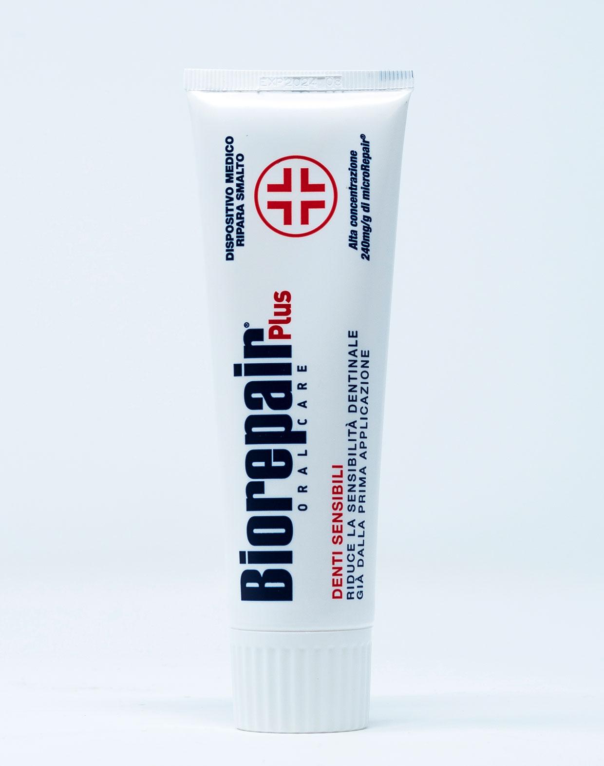 Biorepair Dentifricio Denti Sensibili Plus – 75 ml