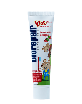 Biorepair Dentifricio Kids 0-6 anni – 50 ml