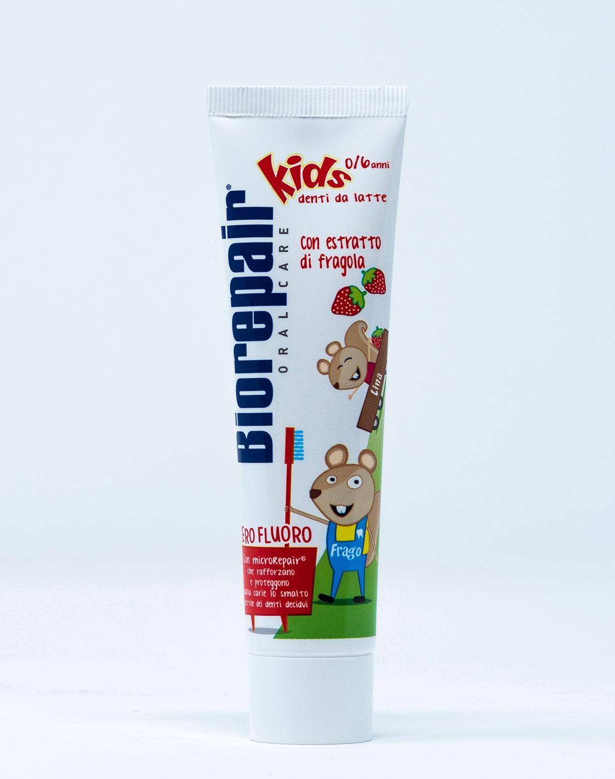 Biorepair Dentifricio Kids 0-6 anni – 50 ml