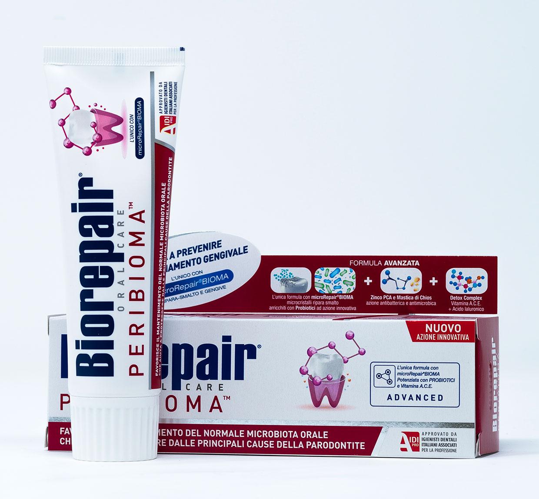 Biorepair Dentifricio Peribioma – 75 ml