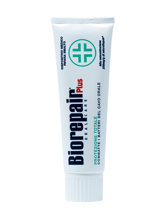 Biorepair Dentifricio Protezione Totale Plus – 75 ml