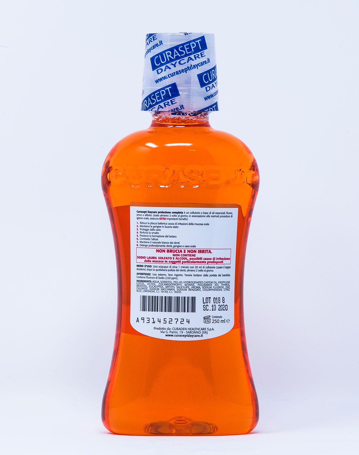 Curasept Collutorio Daycare Agrumi- 250 ml