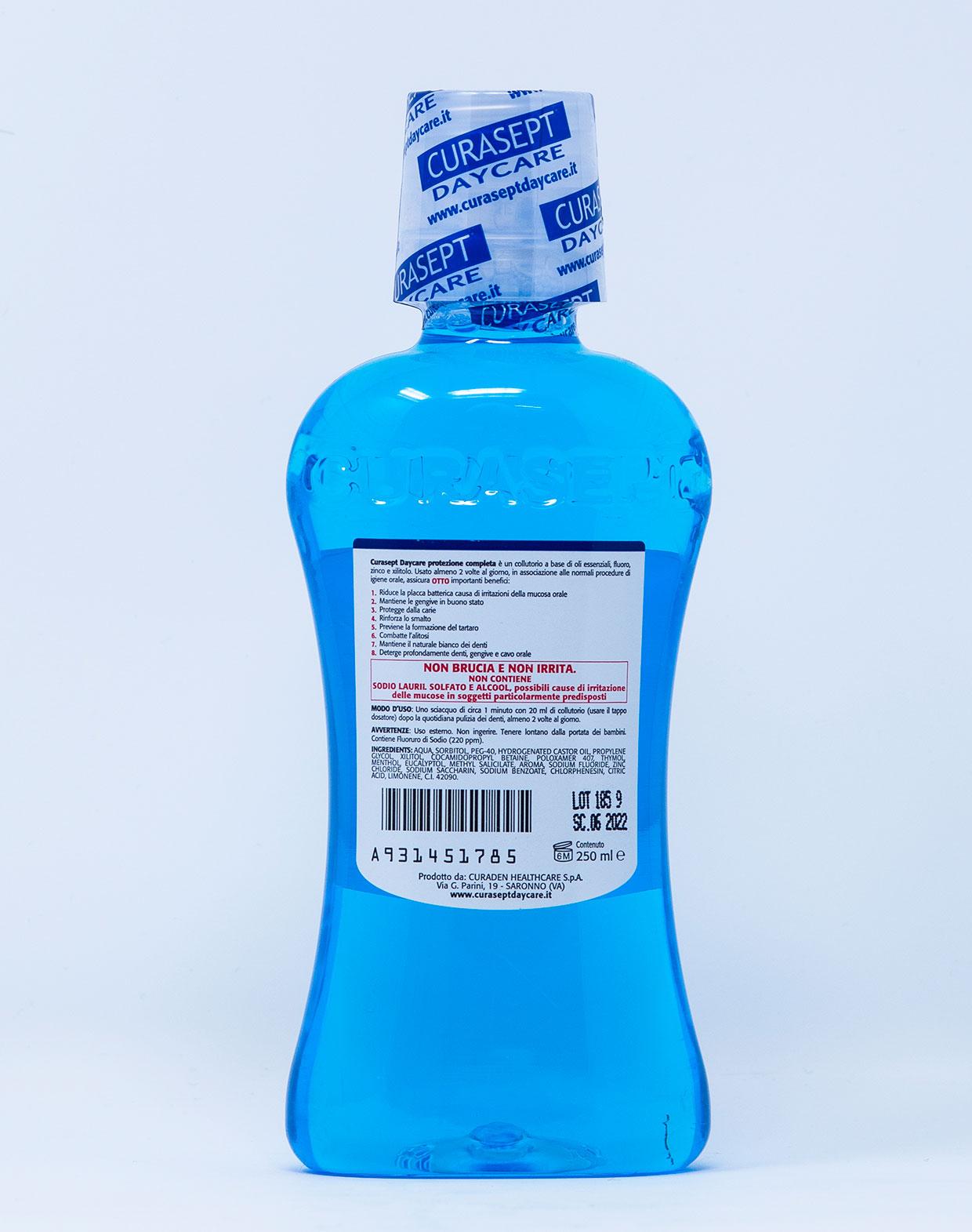 Curasept Collutorio Daycare Menta Fredda - 250 ml
