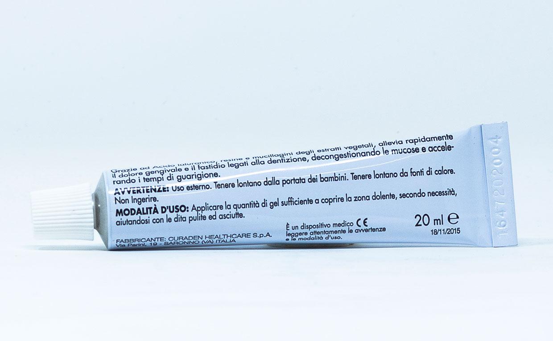 Buccagel Gel Prima Dentizione – 20 ml