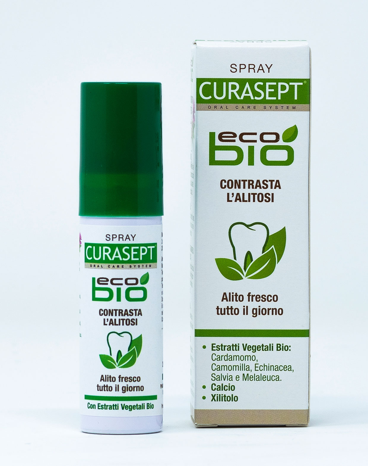 Curasept Ecobio Spray Antialitosi – 20 ml
