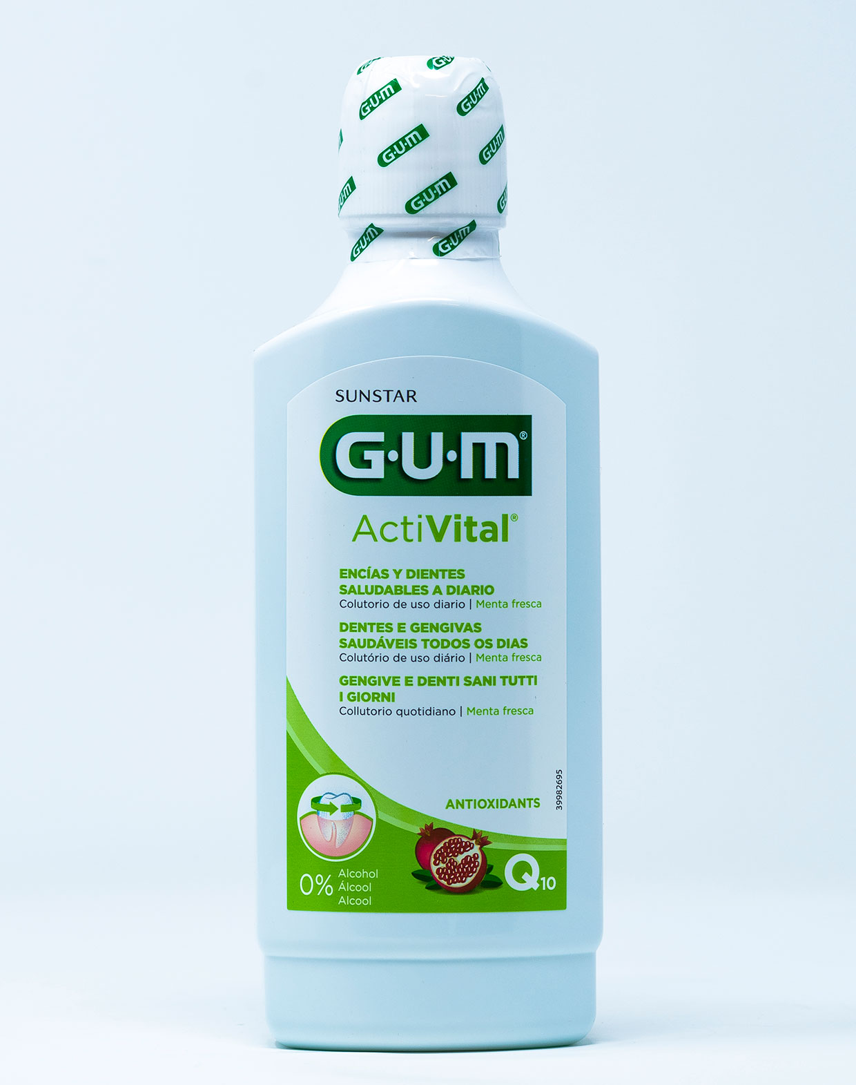 Gum Collutorio Activital – 500 ml