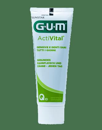 Gum Dentifricio Activital – 75 ml
