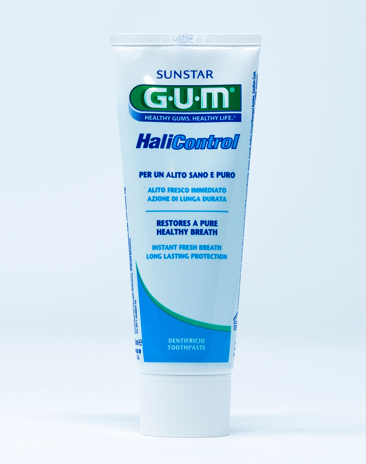 Gum Dentifricio HaliControl – 75 ml