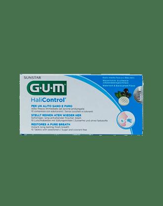 Gum Compresse HaliControl – 10 cpr