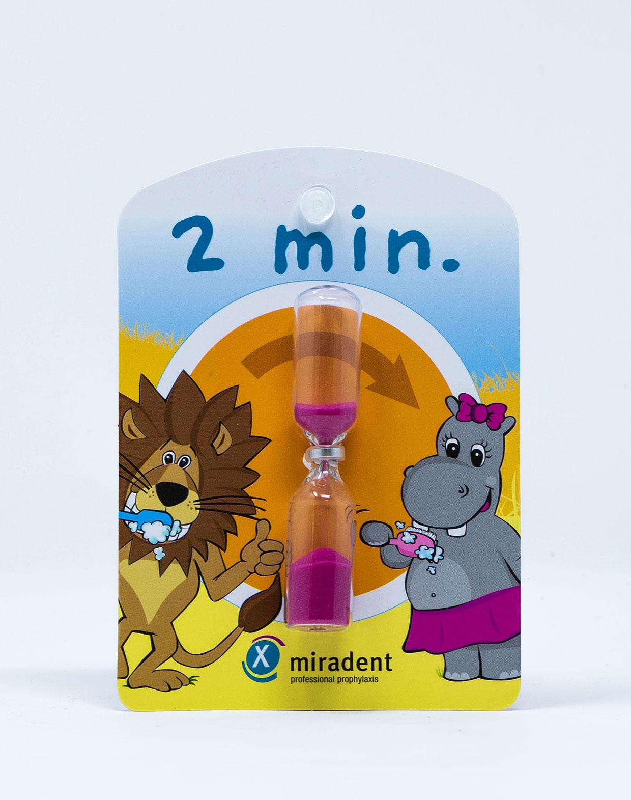 Miradent Clessidra per Bambini