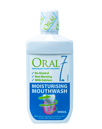 Oral7 Collutorio Idratante – 500 ml