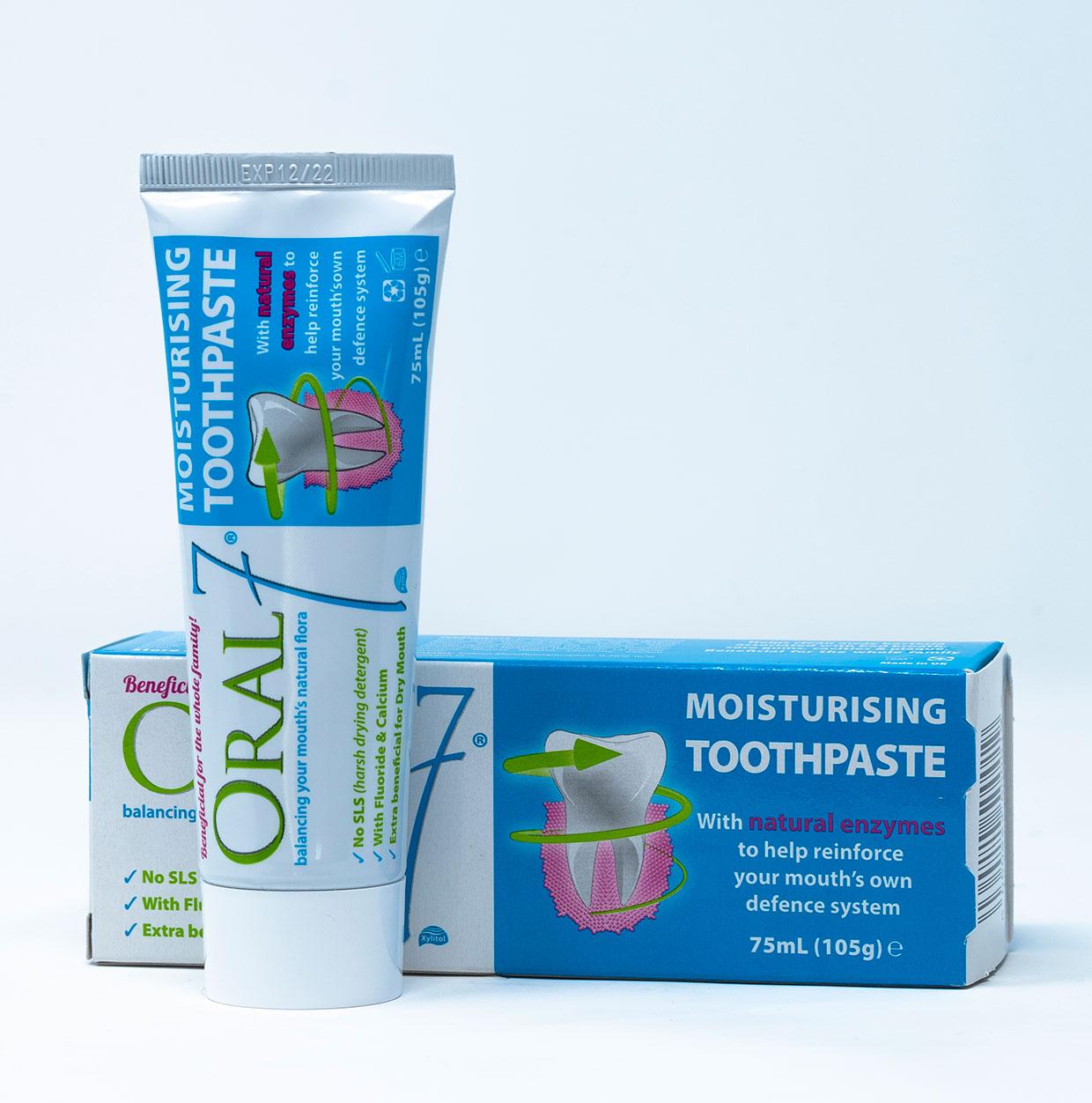 Oral7 Dentifricio Idratante – 75 ml