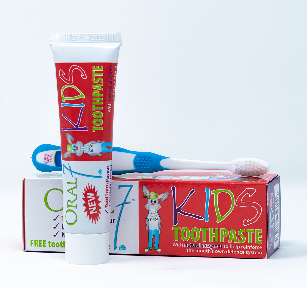Oral7 Dentifricio Kids – 50 ml