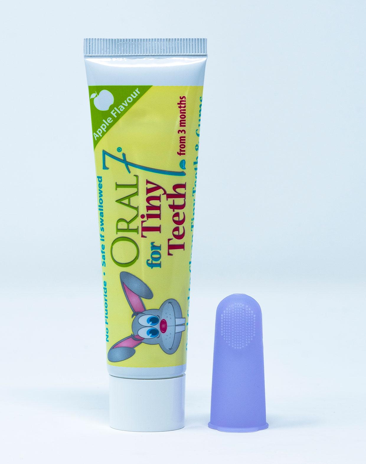 Oral7 Gel Tiny Teeth Combo – 48 ml