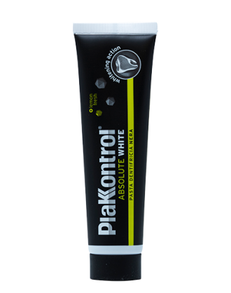 Plakkontrol Dentifricio Absolute White – 75 g