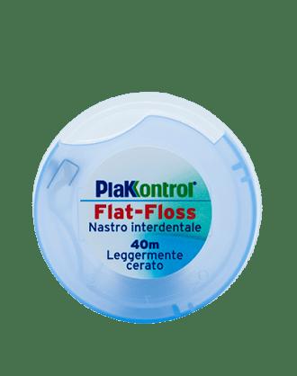 Plakkontrol Filo Interdentale Flat-Floss – 40 m