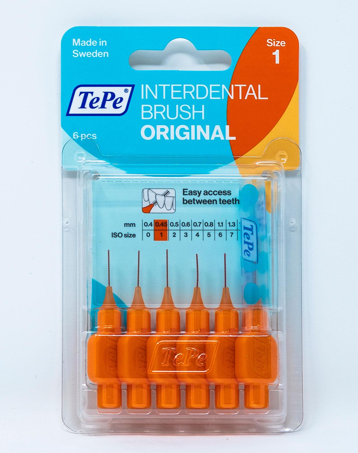 TePe Scovolino Original ISO 1 – 0,45 mm