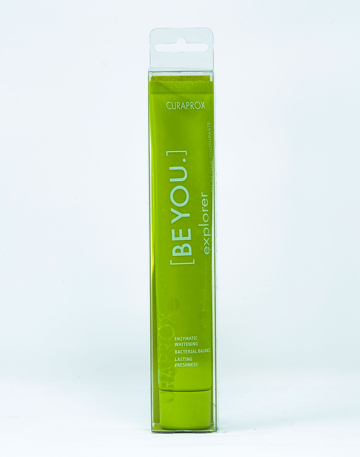Curaprox Dentifricio [BeYou] Explorer Mela e Aloe - 90 ml