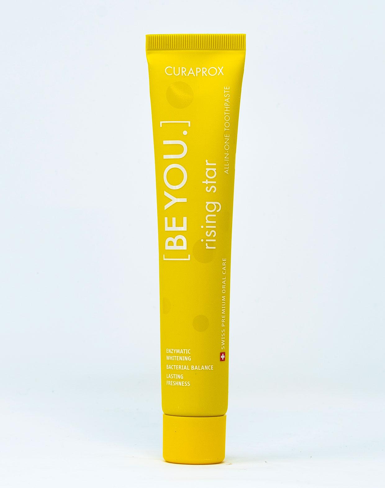 Curaprox Dentifricio [BeYou] Rising Star Pompelmo e Bergamotto - 90 ml