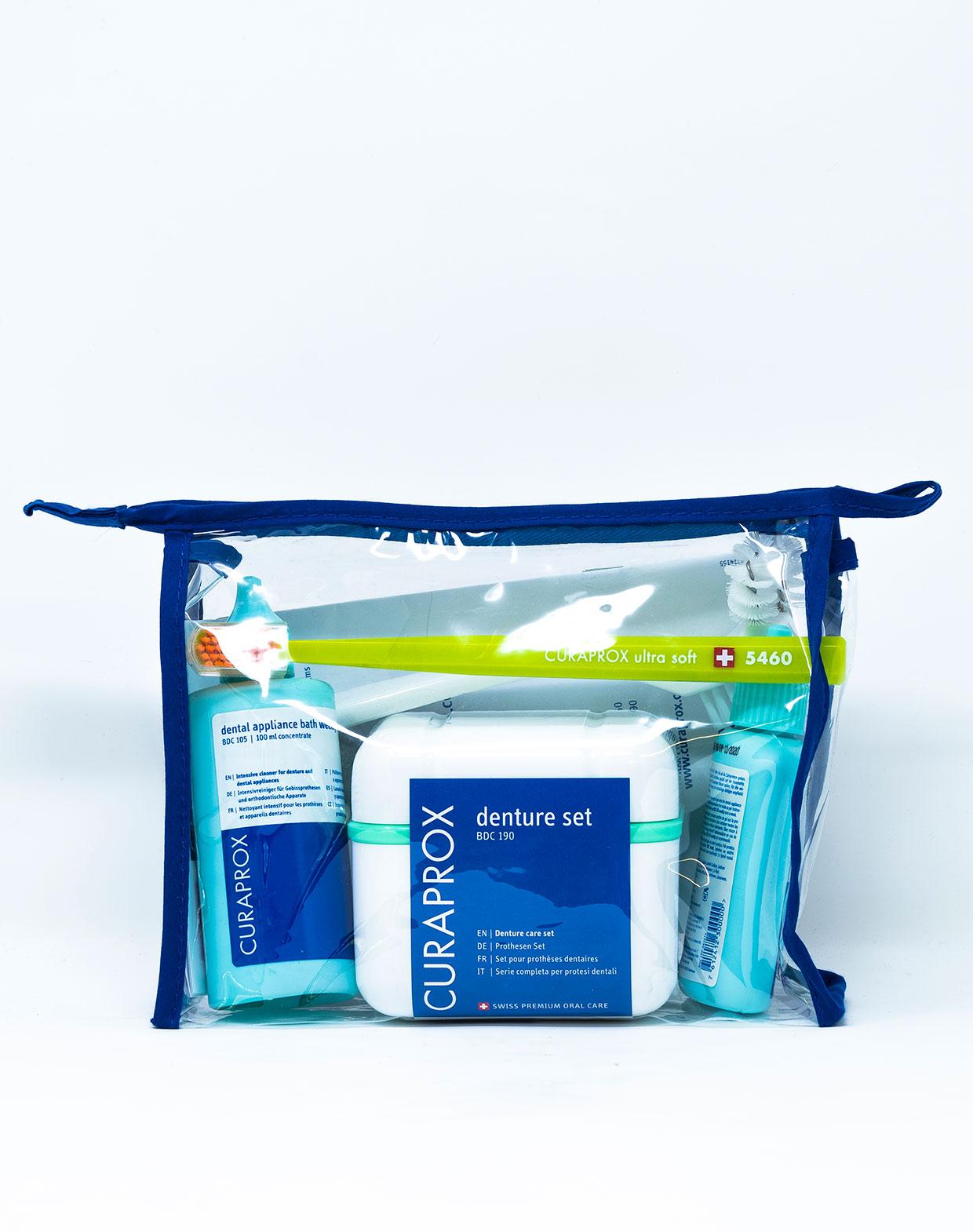 Curaprox Set per Protesi Dentali BDC 190