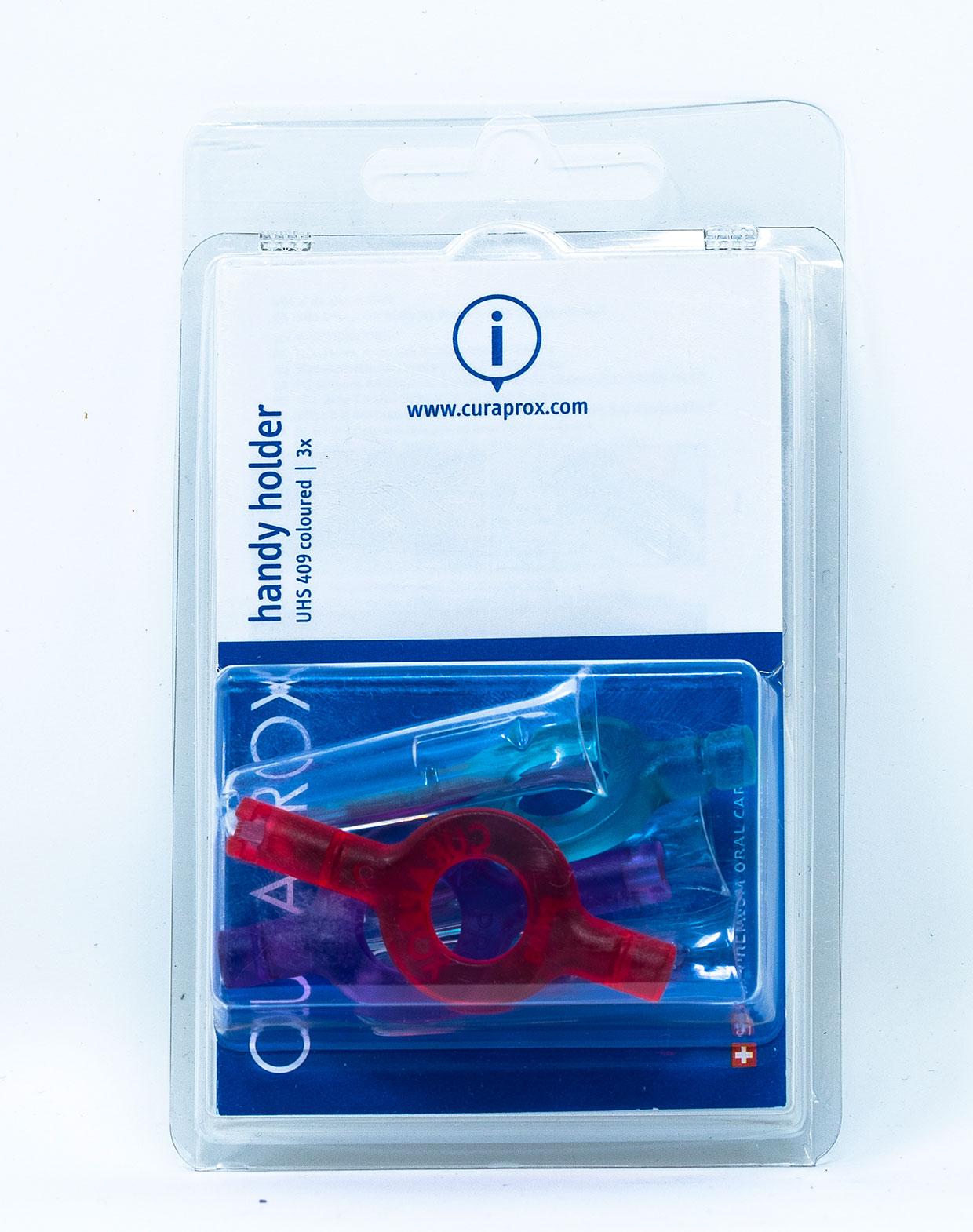 Curaprox Manico Handy UHS 409 - 3 pz