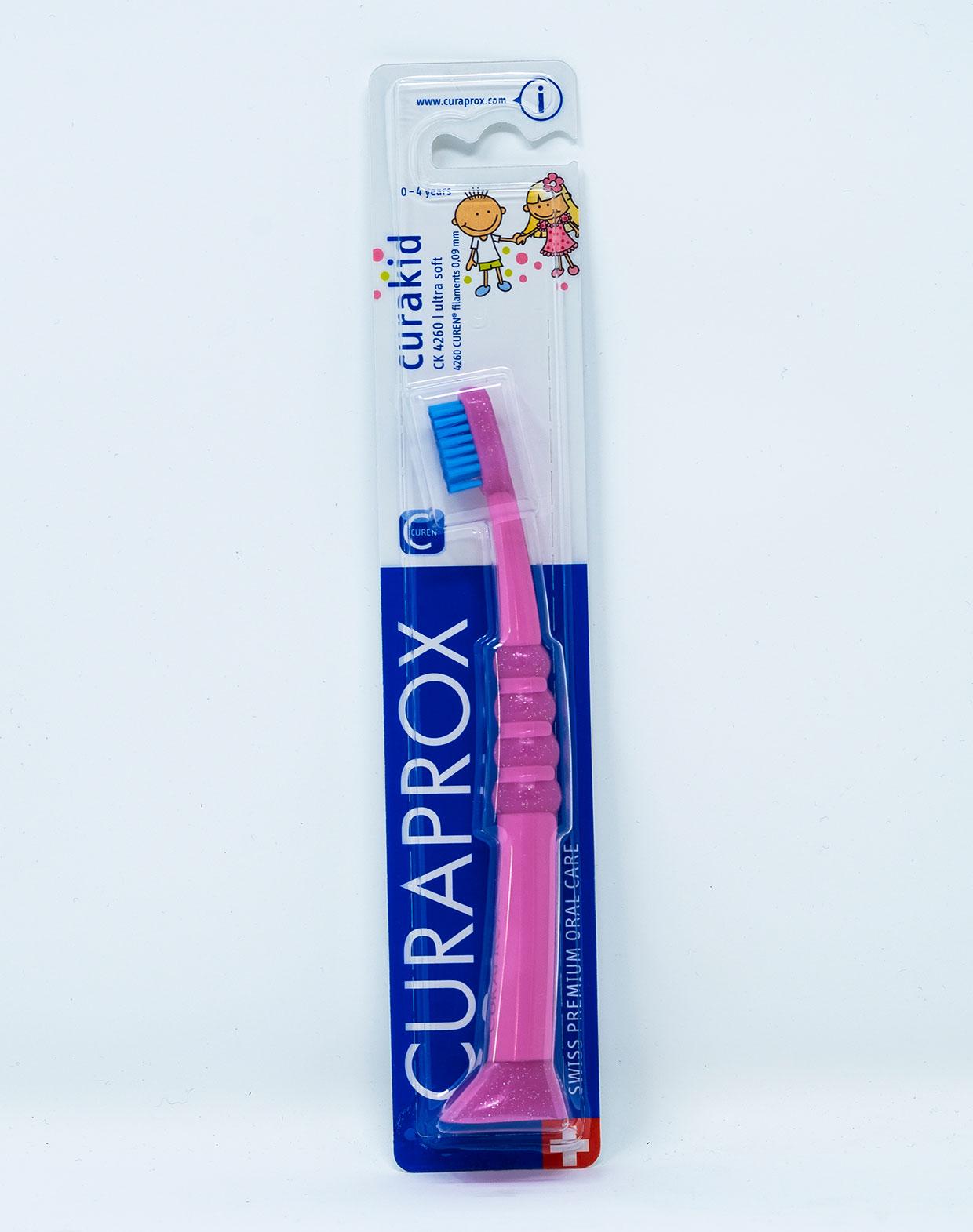 Curaprox Curakid Spazzolino CK 4260 0 - 4 anni