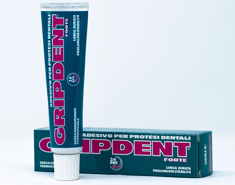 Fimo Gripdent Forte Pasta Adesiva per Protesi - 40g