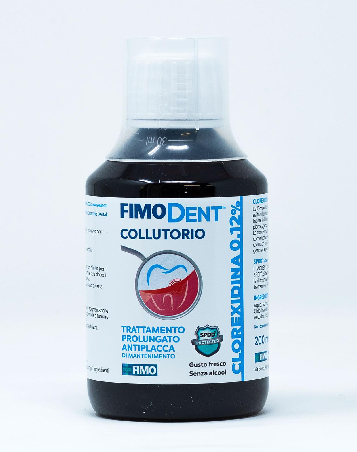 Fimo FimoDent Collutorio CHX 0,12%  - 200 ml