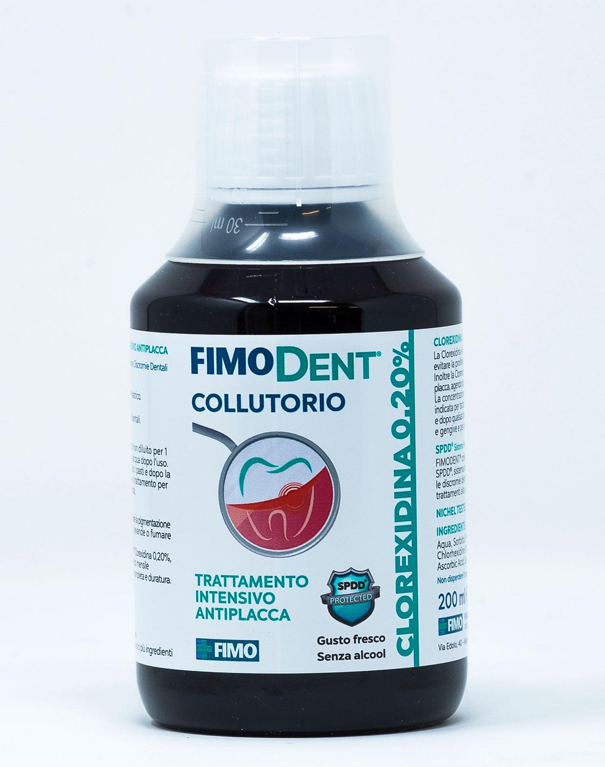 Fimo FimoDent Collutorio CHX 0,20% - 200 ml