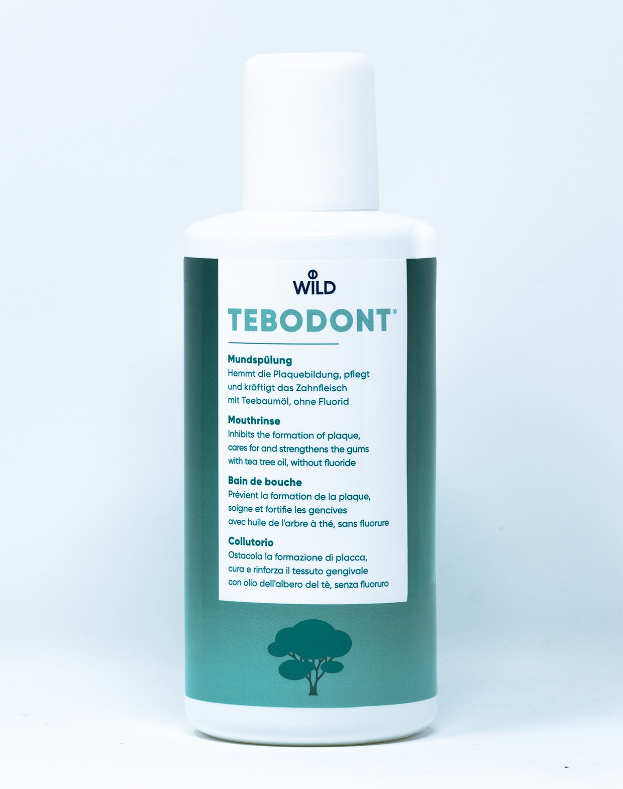 Tebodont Collutorio al Tea Tree Oil – 400 ml