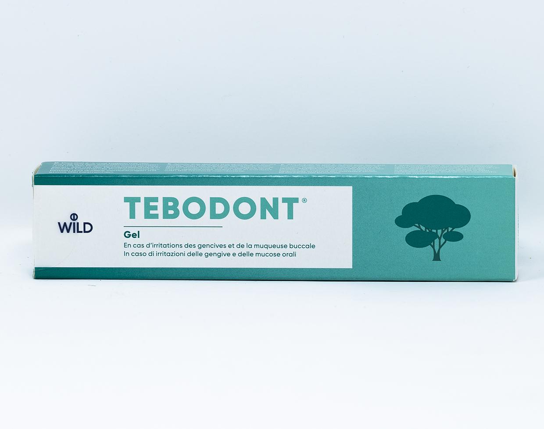 Tebodont Gel al Tea Tree Oil – 18 ml