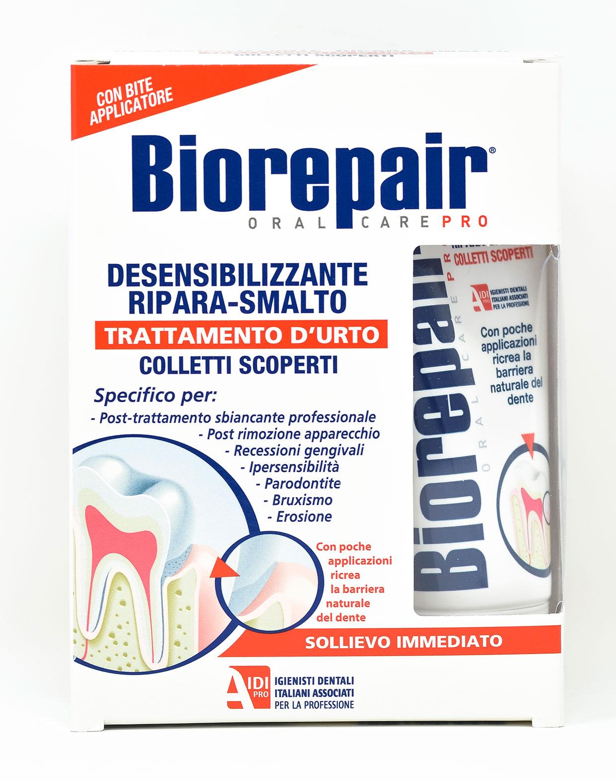 Biorepair Trattamento d'Urto Denti Sensibili - 50ml