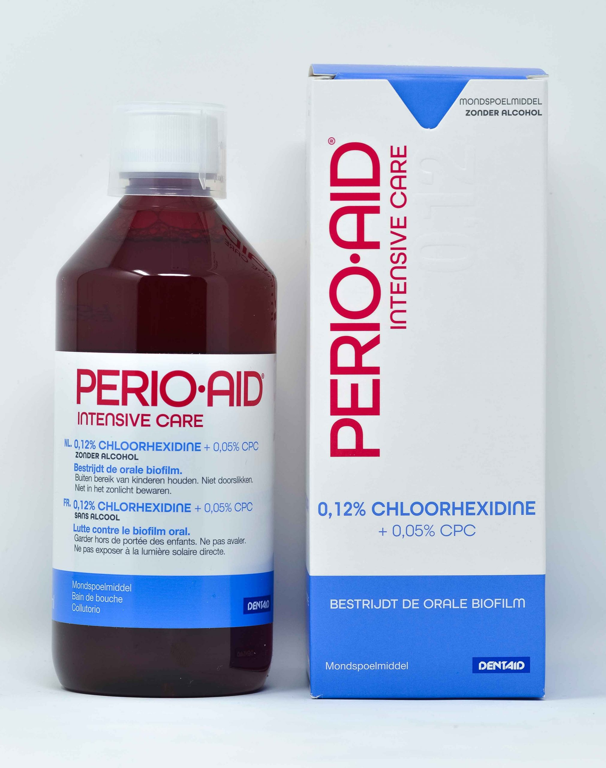 Dentaid Collutorio Perio Aid Intensive Care CHX 0,12% + CPC 0,05% - 500 ml