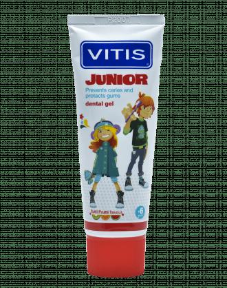Dentaid Dentifricio Vitis Junior Gel 6- 12 anni- 75 ml