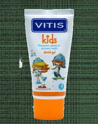 Dentaid Dentifricio Vitis Kids Gel 2- 6 anni- 50 ml