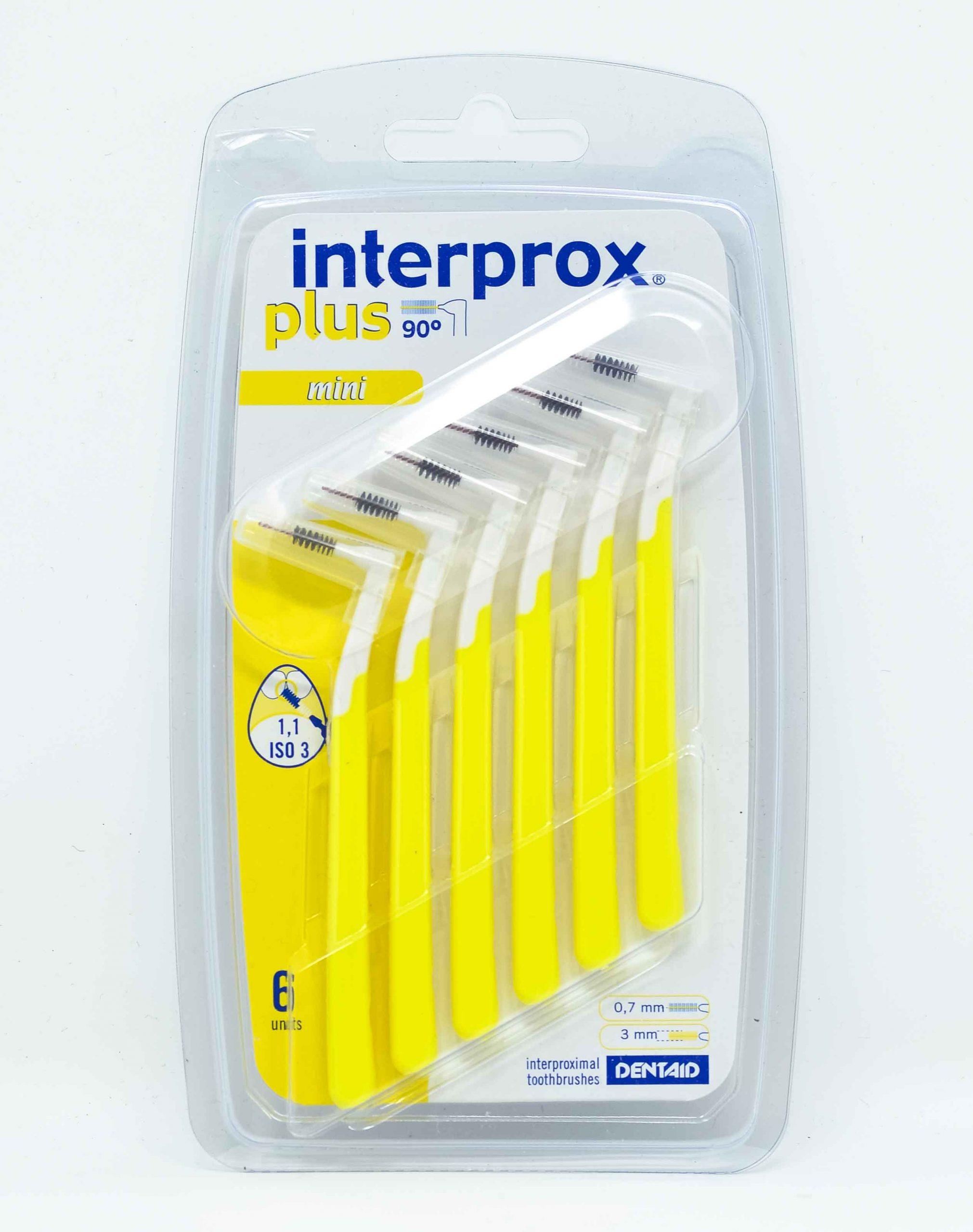 Dentaid Scovolino Interprox Plus Mini - 1,1 mm