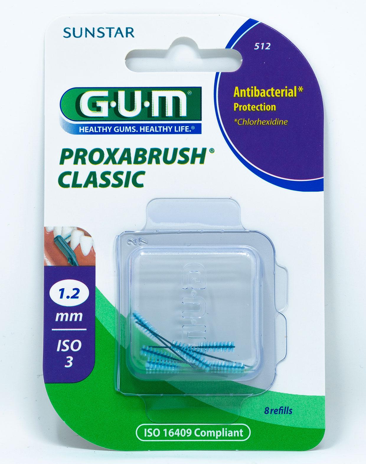 Gum Scovolino Proxabrush Refill ISO 3 – 1,2 mm
