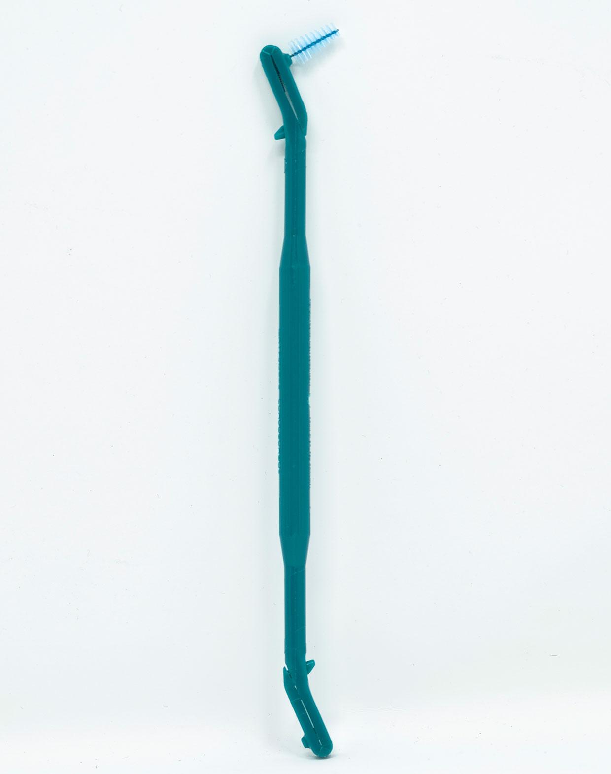 Gum Proxabrush Classic Manico a Due Estremità + 2 Scovolini - Vari Colori