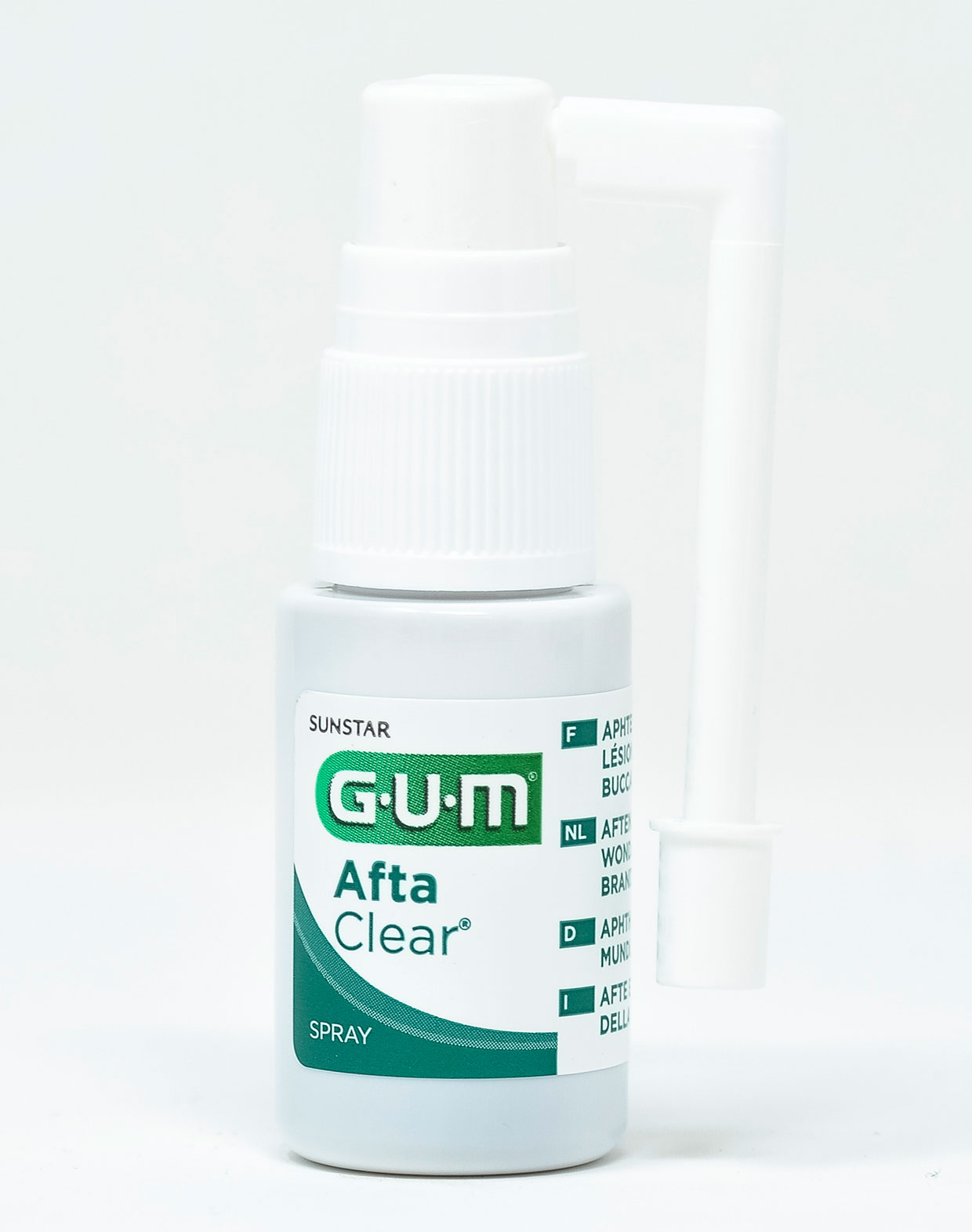 Gum Spray Afta Clear -15 ml