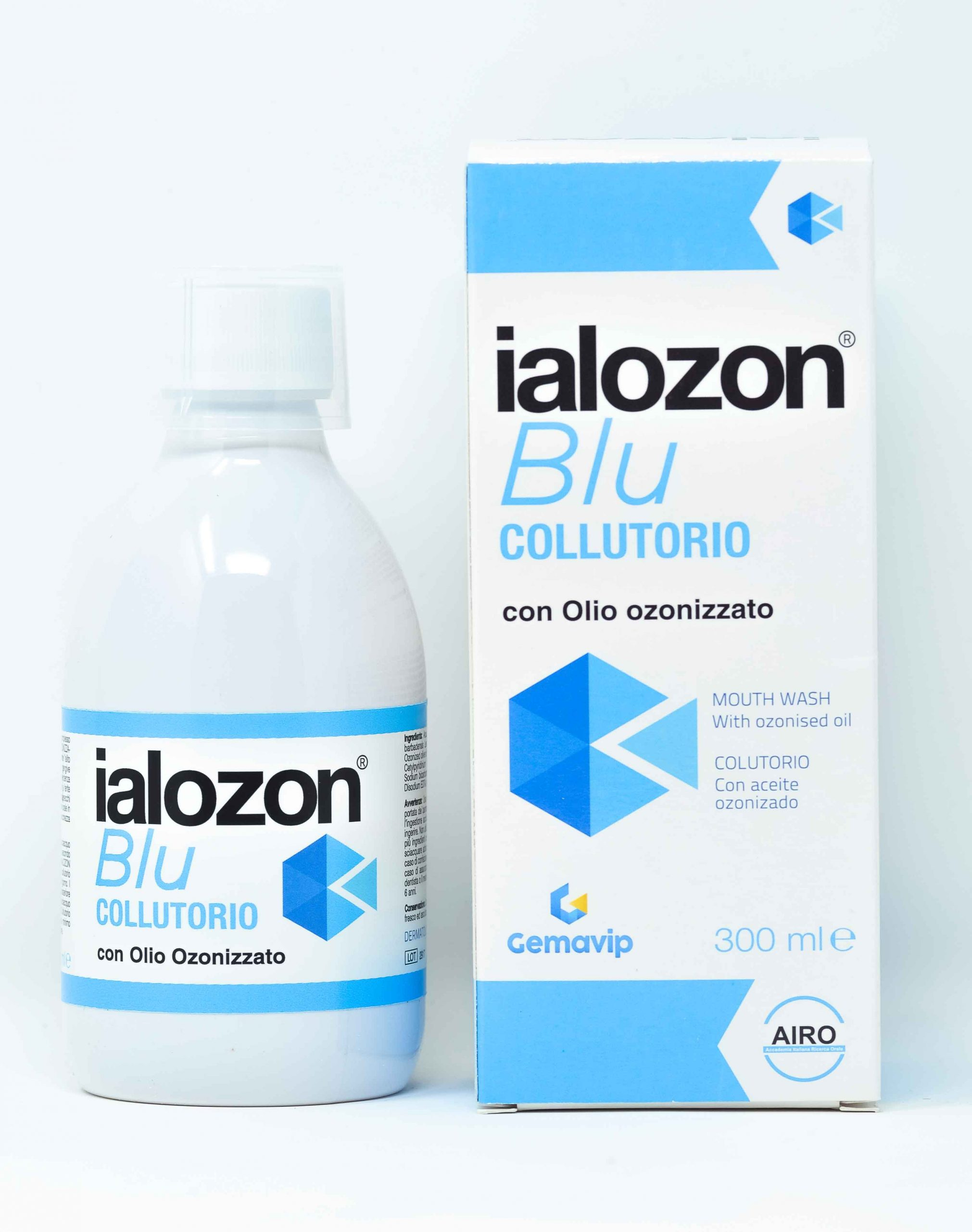 Ialozon Collutorio Blu - 300 ml