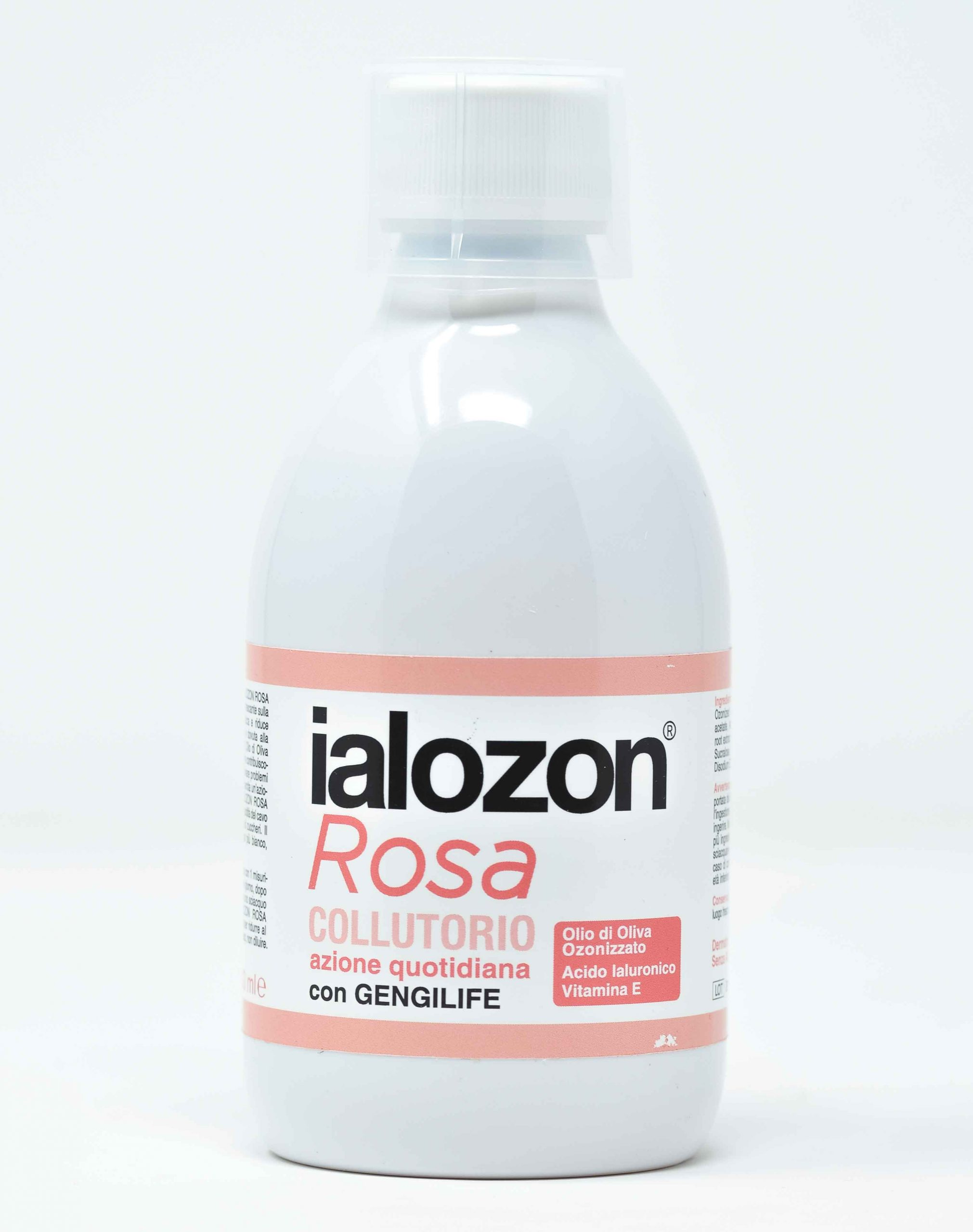 Ialozon Collutorio Rosa - 300 ml
