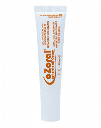 Ozoral Idrogel  - Gel orale all'Ozono - 15 ml