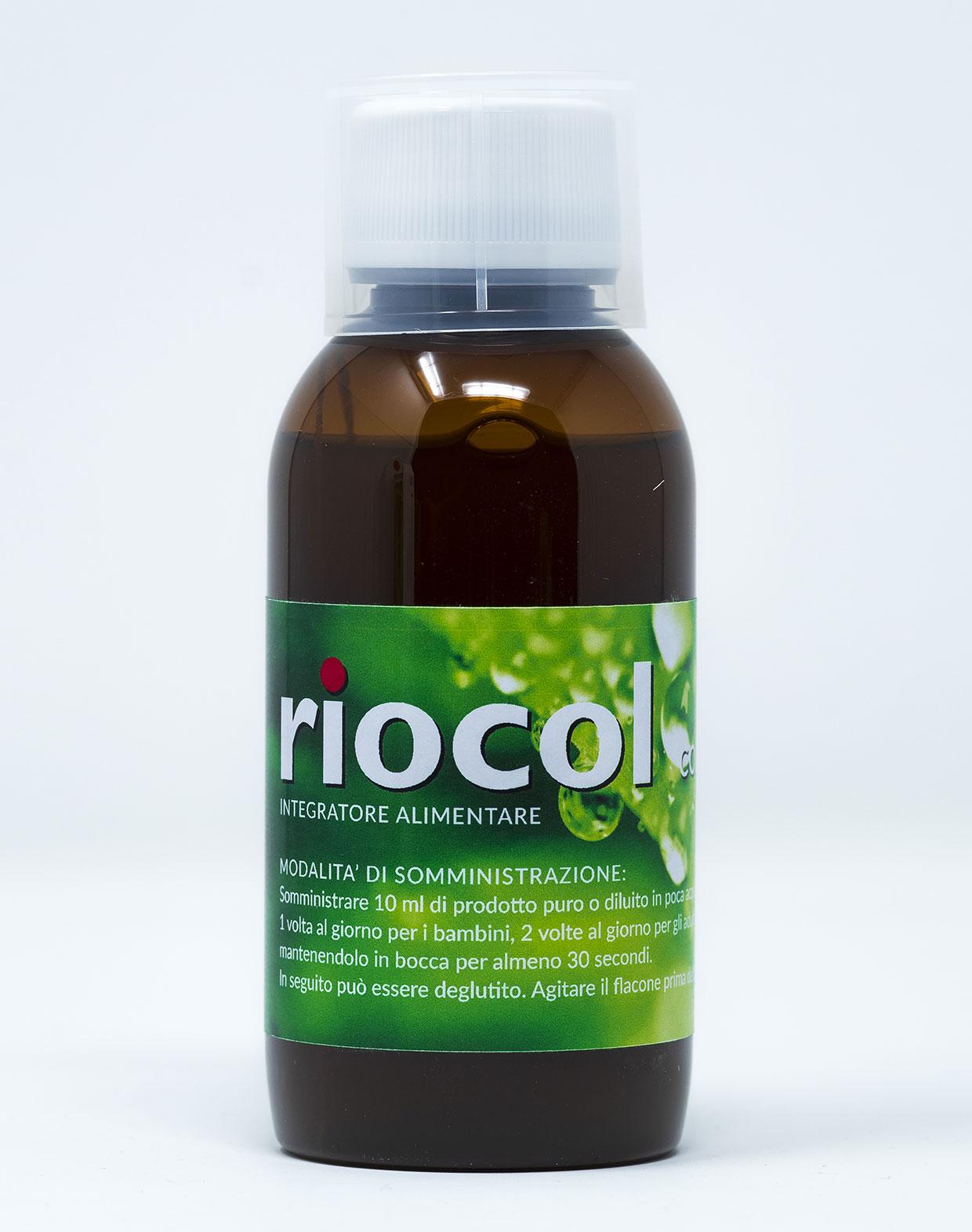 Riocol Collutorio Integratore Alimentare - 150 ml