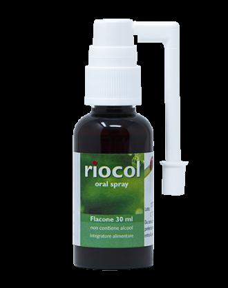 Riocol Spray Orale - 30 ml