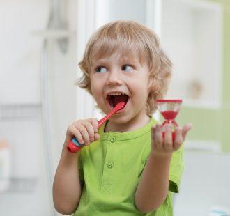 L'igiene orale dei bambini dai 2 ai 6 anni: 4 consigli pratici