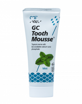 GC Crema Remineralizzante Tooth Mousse Menta - 40 g