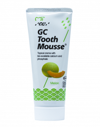 GC Crema Remineralizzante Tooth Mousse Melone - 40 g