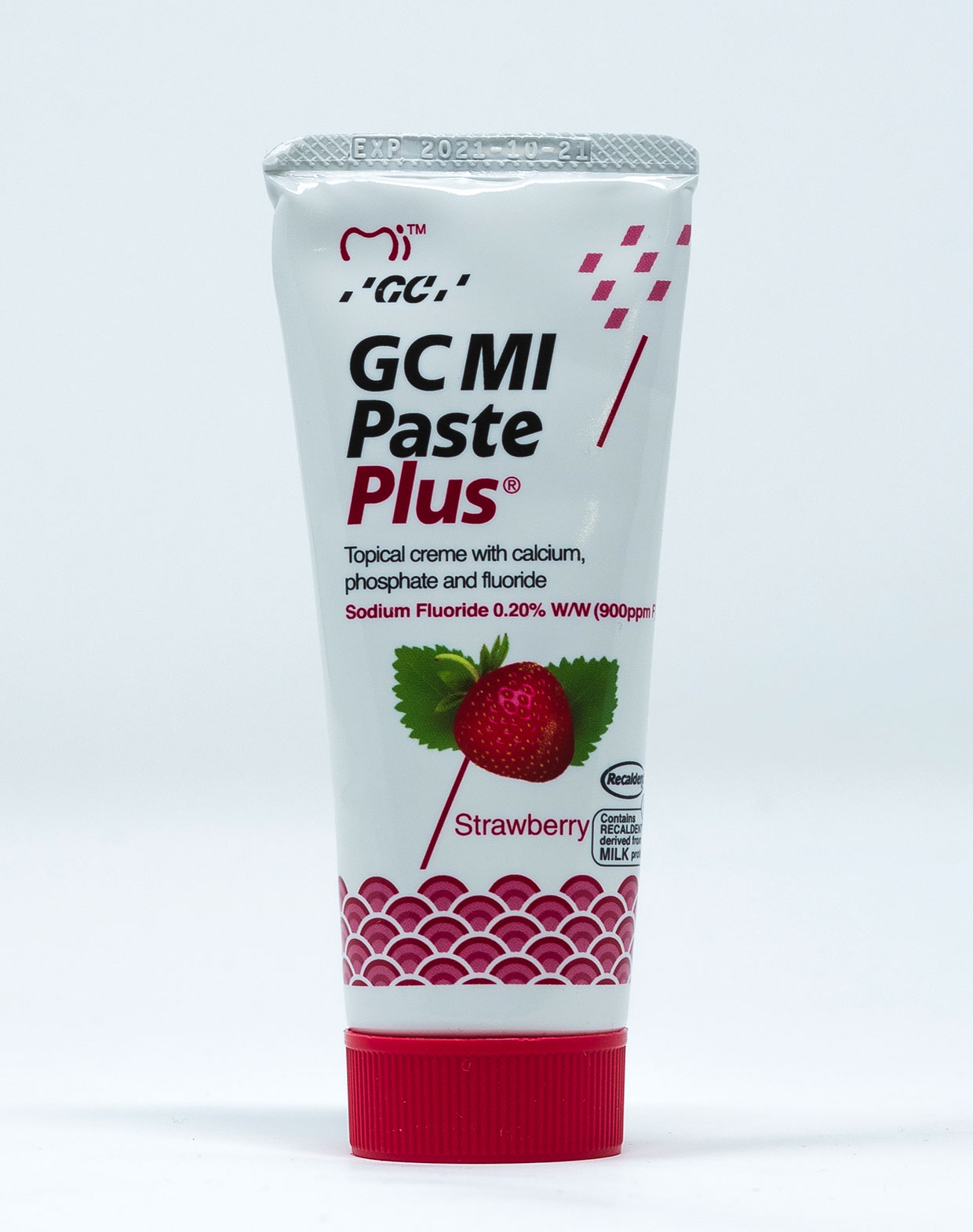 GC MI Paste Plus Fragola - 40 g