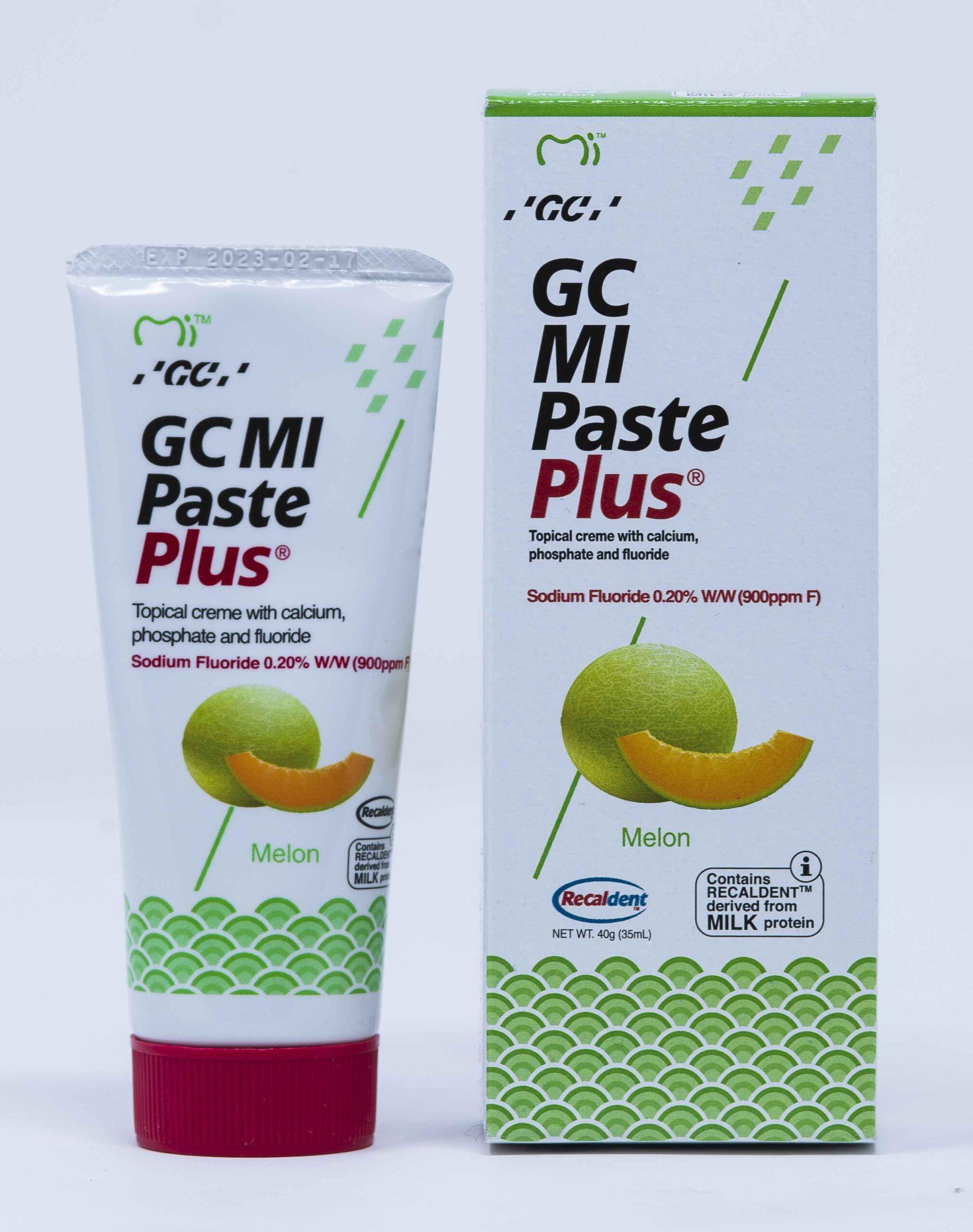 GC MI Paste Plus Melone - 40 g